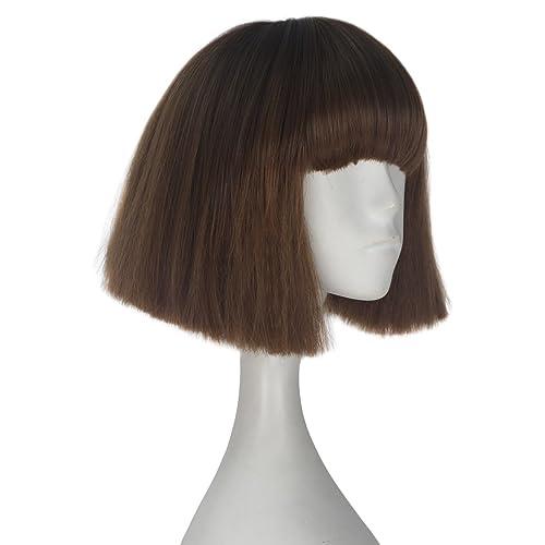 Yan Dream Kids Child Princess Wig Halloween Costume Long Wavy Blonde Hair